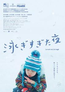 The Night I Swam Film Poster