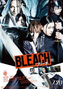 Bleach Film Poster
