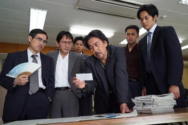 The Blood of Wolves Film Image 2 Koji Yakusho Tori Matsuzaka