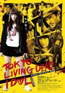 Tokyo Living Dead Idol Film Poster