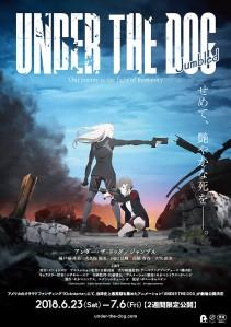 Under the Dog Jumbled Film Poster