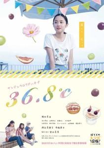 36.8°C Sanjurokudohachibu Film Poster