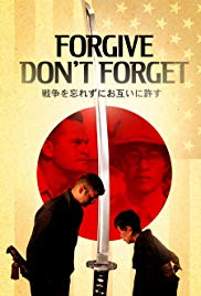 Forgive Don't Forget Film Poster