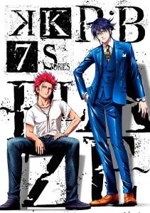 K SEVEN STORIES Episode1 「RB BLAZE」 Film Poster