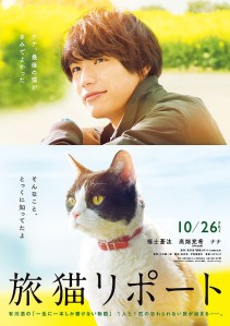 The Travelling Cat Chronicles Film Poster