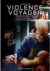 Violence Voyager Film Poster