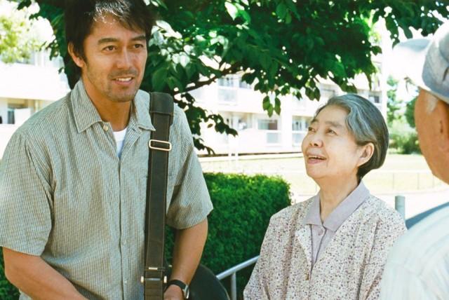 After the Storm Ryota and Yoshiko
