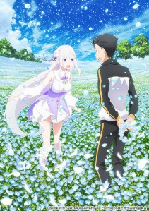 Re ZERO -Starting Life in Another World- Memory Snow Film Poster
