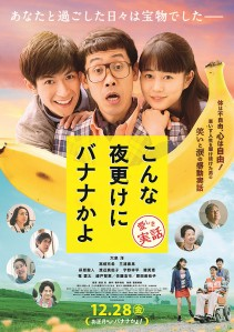 A Banana At This Time of Night Film Poster