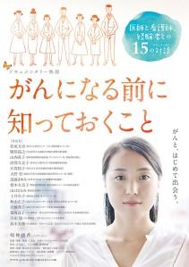 Gan ni naru mae ni shitte okukoto Film Poster