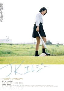 Demolition Girl JK Elegy Film Poster