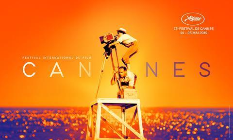 Cannes Film Festival 2019 Poster