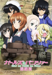 Girls und Panzer das Finale Part 2 Film Poster