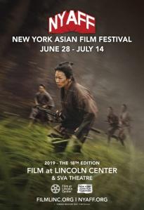 New York Asian Film Festival 2019 Film Festival Poster