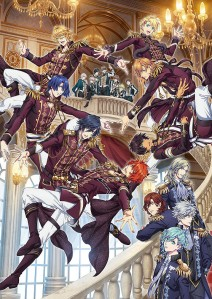 Uta no☆Prince-sama♪ Maji Love Kingdom Movie Film Poster