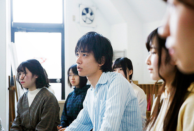 Saigo no Shinpan Film Image Ren Sudo