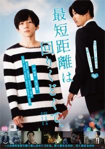 Saitan kyori wa mawarikudokute Film Poster