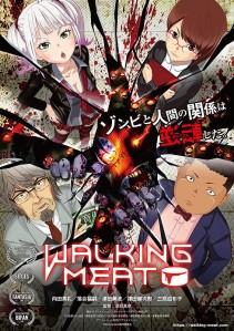 Walking Meat Film Poster