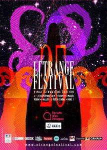 L'Etrange Festival 2019 Poster