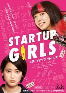 Startup Girls Film Poster