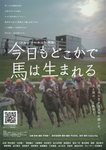 A Horse is Born Somewhere Today Film Poster