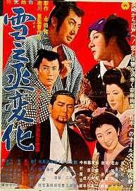 An Actor's Revenge 1963 Poster