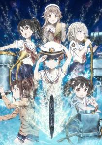 Gekijouban High School Fleet Film Poster