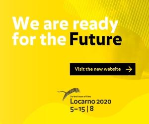 2020 Locarno Film Festival Header