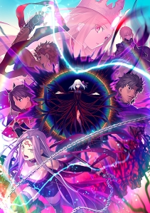 Fate stay night Heaven's Feel III spring song Film Poster