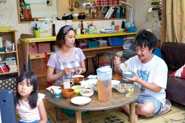 A Beloved Wife 喜劇 愛妻物語 Film Image 5