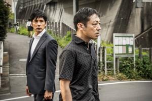 Creepy Hidetoshi Nishijima and Teruyuki Kagawa