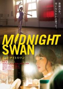 Midnight Swan Film Poster