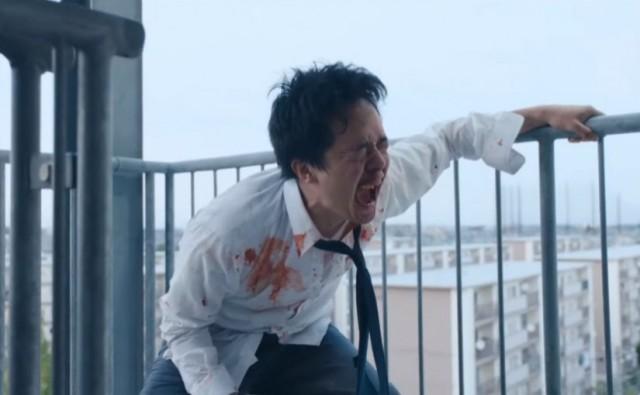 Miyamoto Movie Image Ikematsu Roars