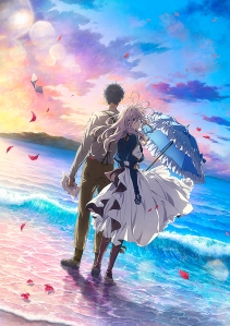 Violet Evergarden The Movie Film Poster