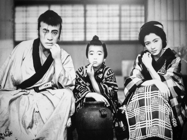 Tange Sazen and the Pot Worth a Million Ryo Film Image
