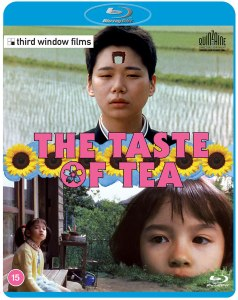 The Taste of Tea Bluray Cover 1