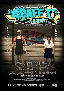 Graffiti Graffiti Film Poster