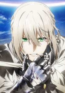 Fate Grand Order Shinsei Entaku Ryouiki Camelot 1 Wandering Agateram Film Poster