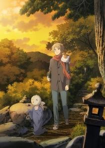 Natsume Yuujinchou Ishi Okoshi to Ayashiki Raihousha Film Poster