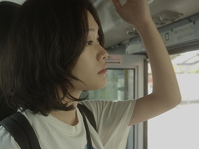 Sleeping Insect Ryo Matsuura on the Bus
