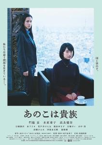 Aristocrats Film Poster