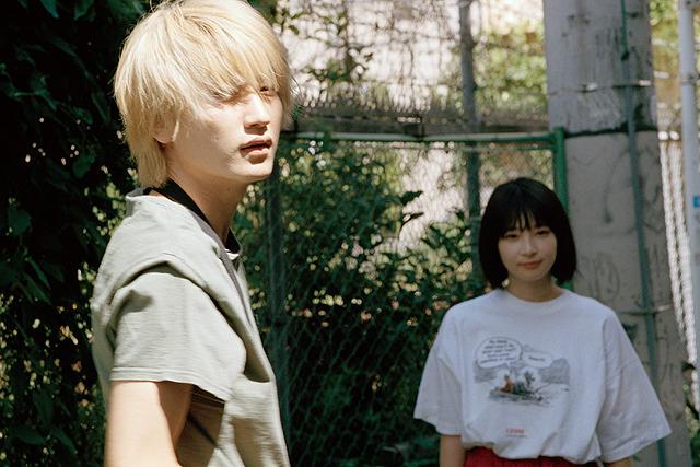 Colorless Yuka Tanaka (Ruka Ishikawa) and Shuji Oyamada (Daichi Kaneko) 2
