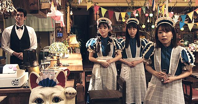 Itomichi Film Ren Komai and Mei Kurokawa