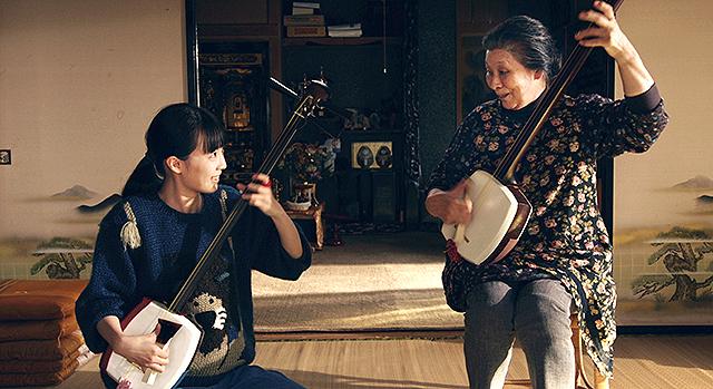 Itomichi Film Ren Komai and Yoko Nishikawa