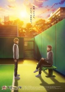 The New Prince of Tennis Hyotei vs Rikkai Game of Future Part 2 Film Poster