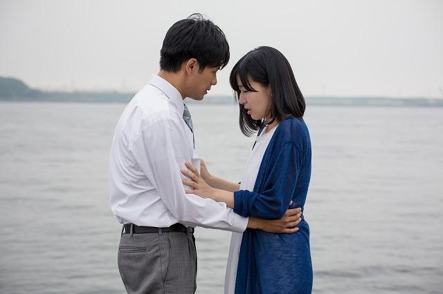 The Real Thing Tsuji (Win Morisaki) and Ukiyo (Kaho Tsuchimura) 2