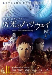 Mobile Suit Gundam Hathaway Film Poster