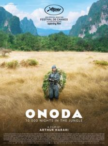 Onoda - 10 000 Nights in the Jungle Film Poster