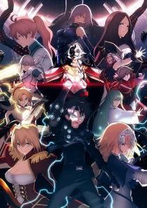 Fate Grand Order 3 Shuukyoku Tokuiten - Kani Jikan Shinden Solomon Film Poster